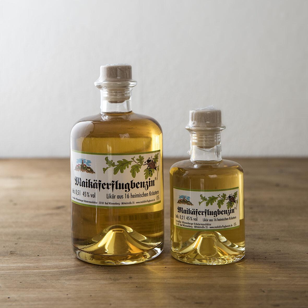Hövels Original – Fanartikel Maikaeferflugbenzin/Likör kaufen (Hausbrauerei Dortmund)