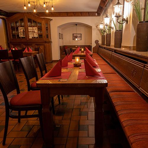 Raum in Dortmund mieten in der Hövels Hausbrauerei (Geheimratszimmer)