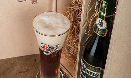 Gutschein Souvenirs/Hövels Fanartikel aus der Dortmunder Hövels Hausbrauerei (Ruhrgebiet, NRW)