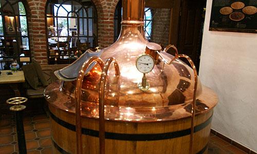Gutschein Brauereibesichtigung in der Dortmunder Hövels Hausbrauerei (Ruhrgebiet, NRW)