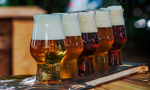 Gutschein Bierverkostung in der Dortmunder Hövels Hausbrauerei (Ruhrgebiet, NRW)