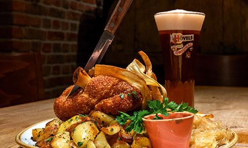 Gutschein Restaurant in Dortmund: Hövels Hausbrauerei (Ruhrgebiet, NRW)