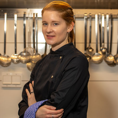 Hövels Hausbrauerei-Team: Marike (xxxx)