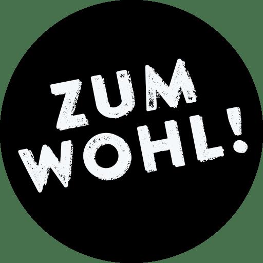 Hövels Hausbrauerei Dortmund (Button: Zum Wohl!)