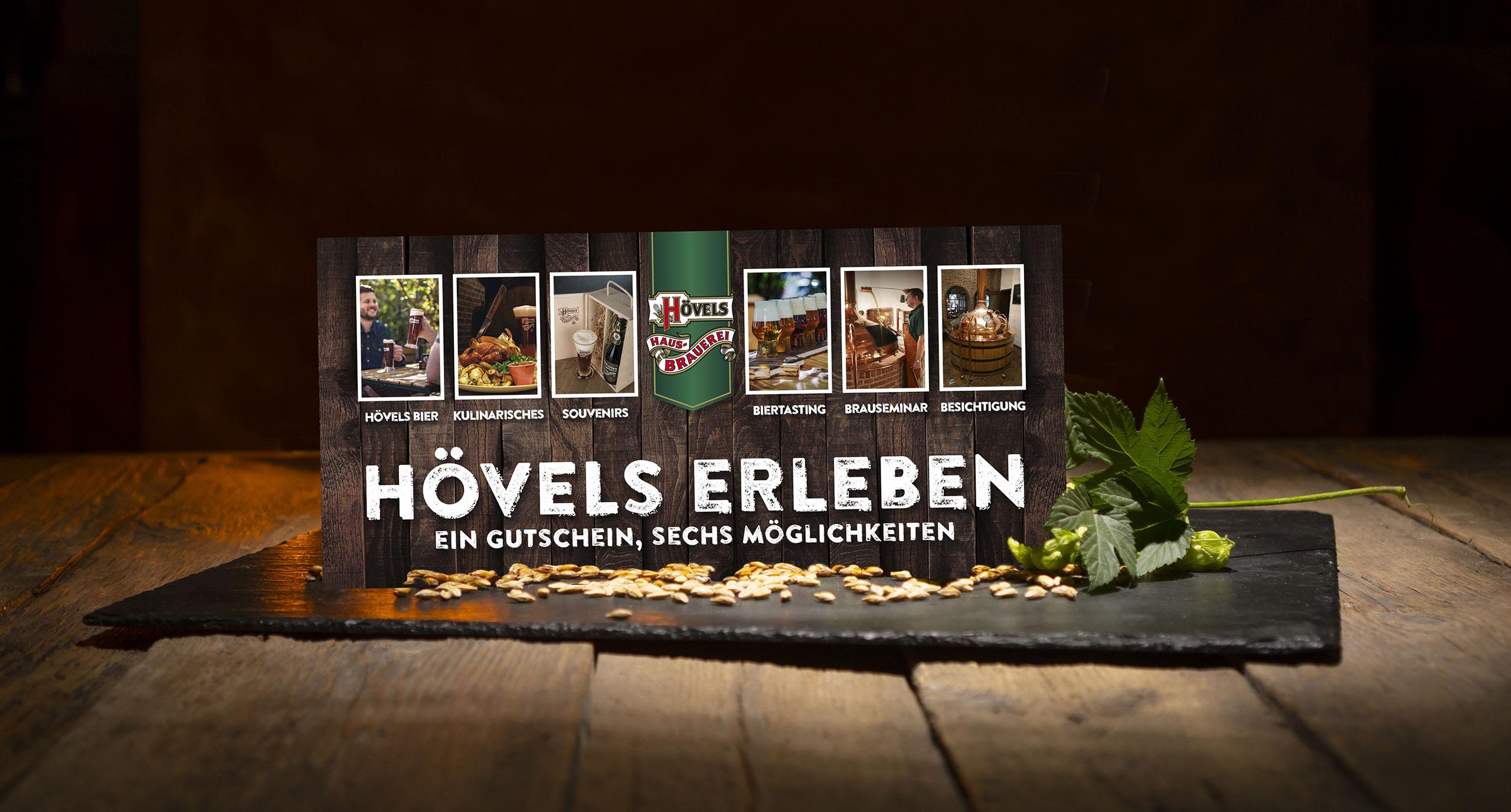 Gutscheine kaufen: Hövels erleben (Hausbrauerei Dortmund)